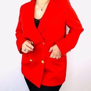 Pendleton Wool Double Breasted Jacket BlazerVNTG